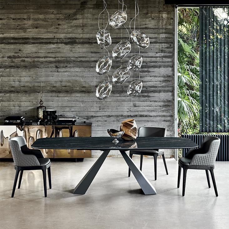 Jídelní stůl Eliot Keramik