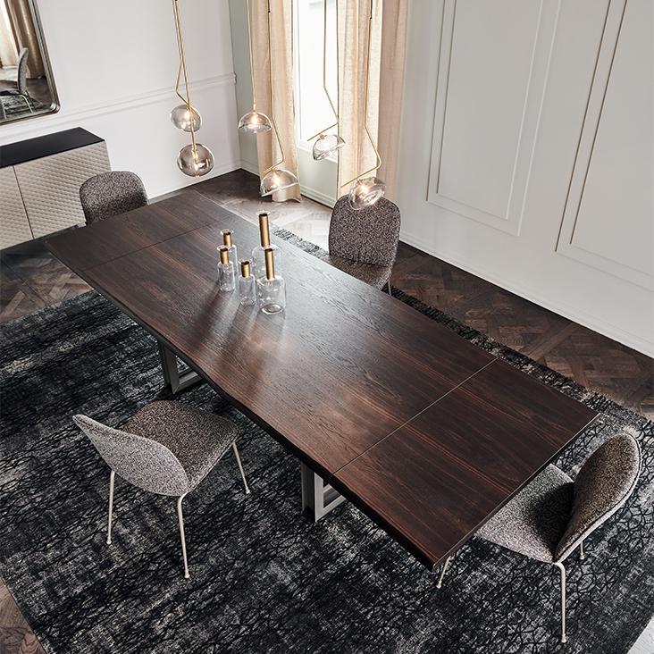 Rozkládací jídelní stůl Sigma