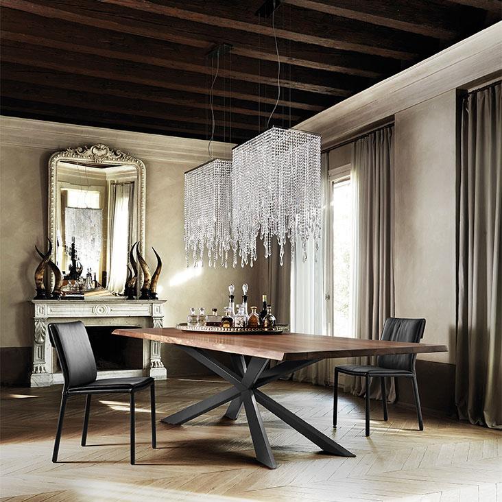 Jídelní stůl Spyder Wood