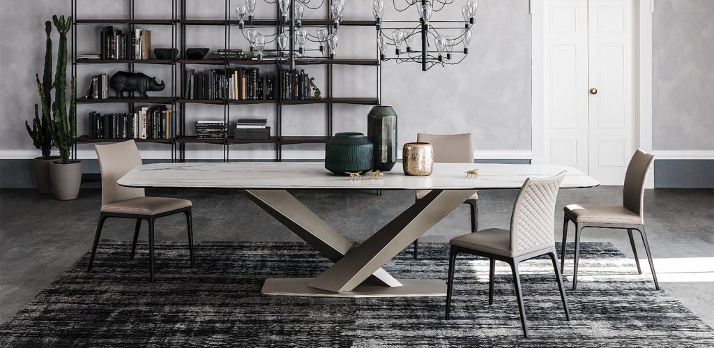 Jídelní stůl Stratos