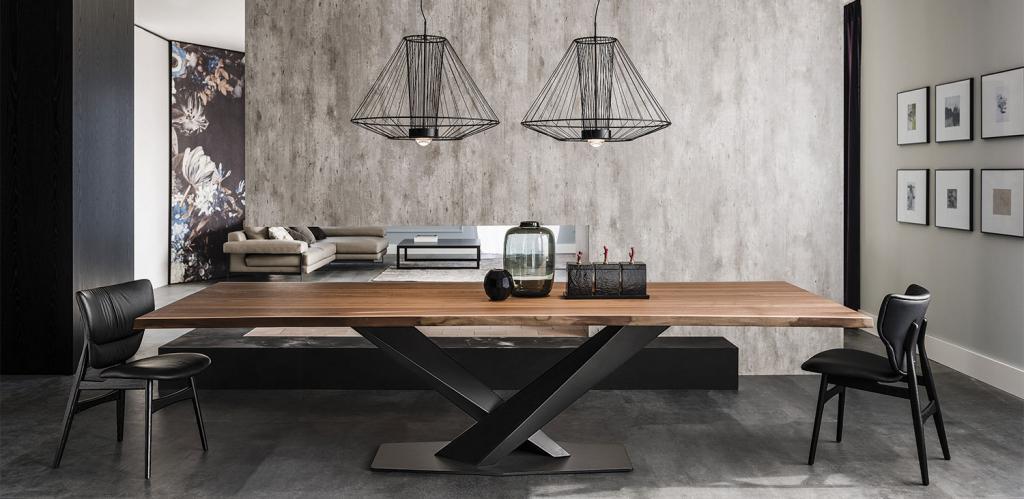 Jídelní stůl Stratos Wood