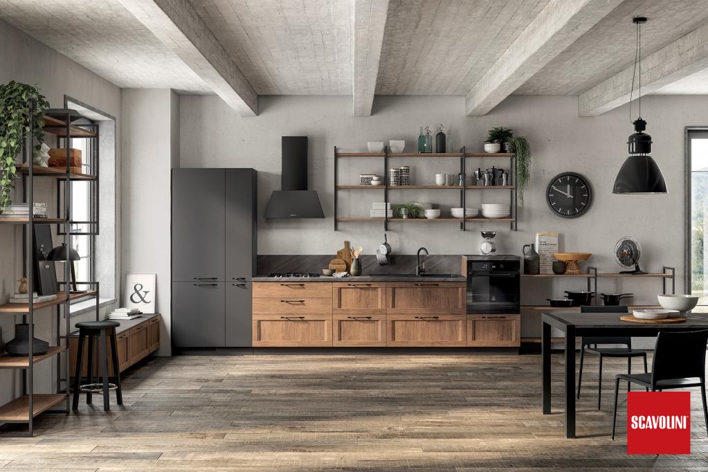 Scavolini - kuchyně a nábytek jsou naší vášní